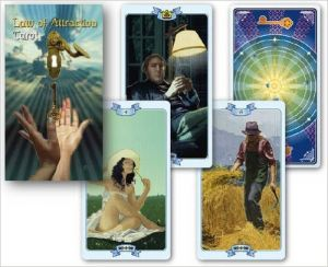 Karty Tarota - Law of Attraction Tarot